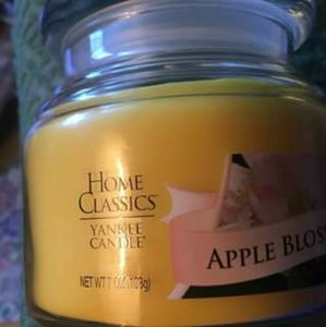 Yankee Candle Home Classics Apple Blossom Jar